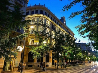 5 mejores hoteles para familias en Granada, España