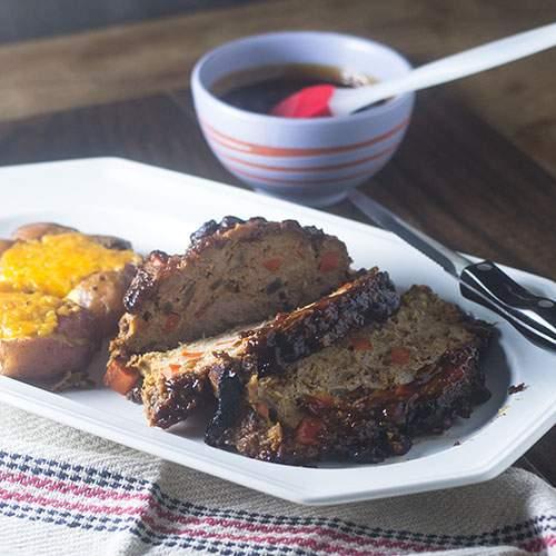 Pastel de carne de pavo Guchujang - Alimenta tu alma también