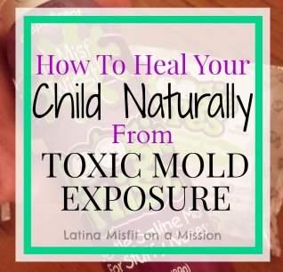 Cómo estoy ayudando a mis hijos a recuperarse de la exposición al moho