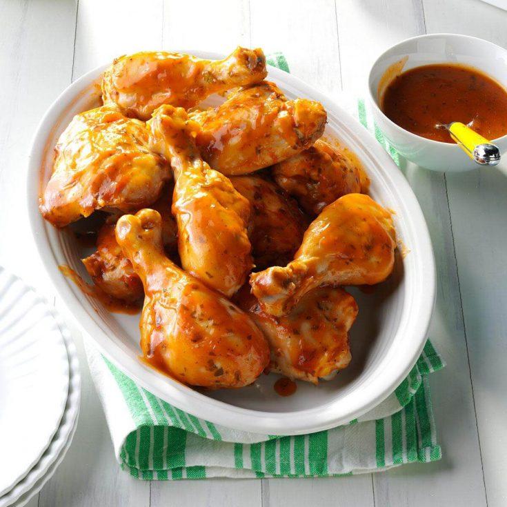 Chicken Chicken BBQ de cocción lenta