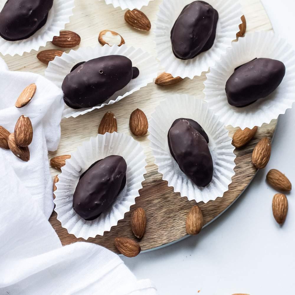 Pin doble de galletas de menta y chocolate