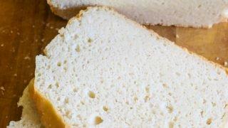 Receta fácil del pan del bocadillo del ceto