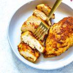 La mejor pechuga de pollo al horno
