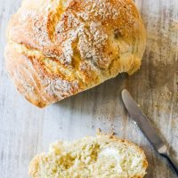 Pan fácil sin amasar