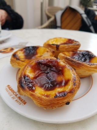 Nata Recipe Cake (Tartas De Natillas Portuguesas)