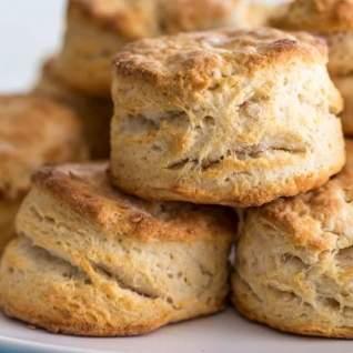 Galletas de mantequilla del sur