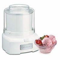 Máquina para hacer helados (con tazón congelador)