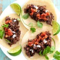 Receta mexicana de barbacoa