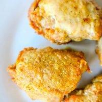 Receta Keto Adobo Air Fried Chicken Muslos