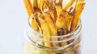 La mejor receta de papas fritas Easy Air Fryer