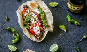 Tequila Habanero Country Rib Tacos De Cerdo