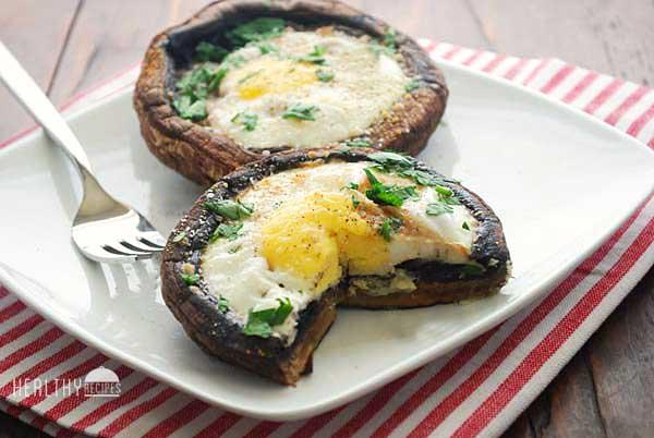 Portobelo Eggs