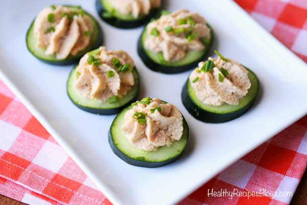 Canned Salmon Mousse