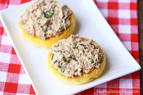 Healthy Keto Tuna Salad