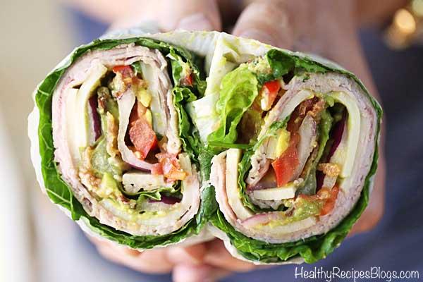 Keto Lettuce Wrap