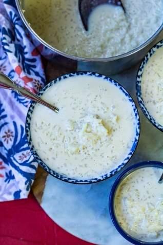 Arroz Con Leche (Rice and Milk)