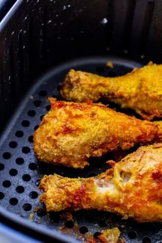 Pollo Frito Puertorriqueño