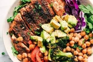 Qué cocinar (19-23 de agosto): cenas energéticas de proteínas de verano