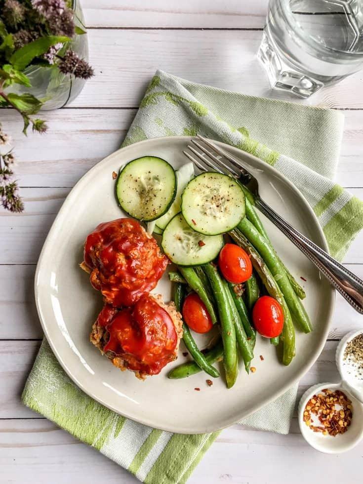 Muffin Tin Mini Turkey Meatloaves: Perfect Comfort Food