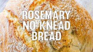 No amasar pan de romero