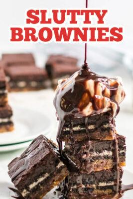 imagen de pin brownies cachonda