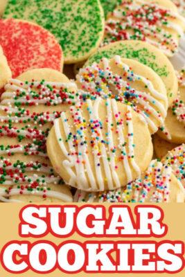 imagen de pin de galletas de azúcar
