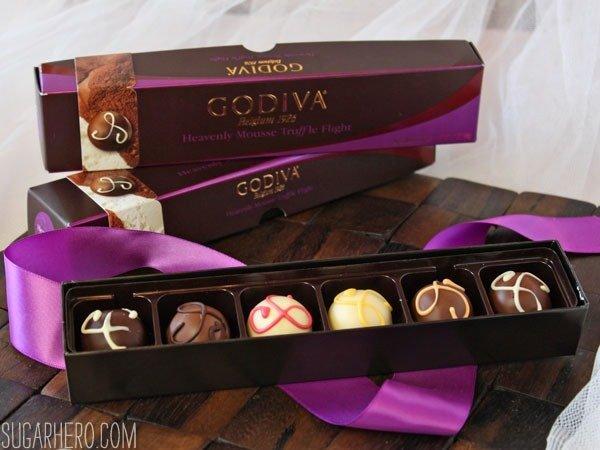 Godiva Girls Flight Night Party | SugarHero.com