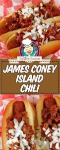 JCL Grill Chili en perritos calientes