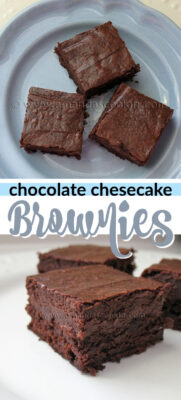 imagen de pin de brownies de tarta de chocolate
