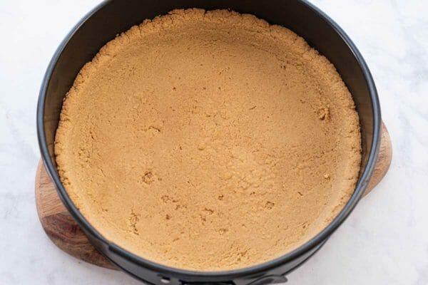 Masterchef Banoffee Cheesecake - pastel de queso al horno sin coberturas