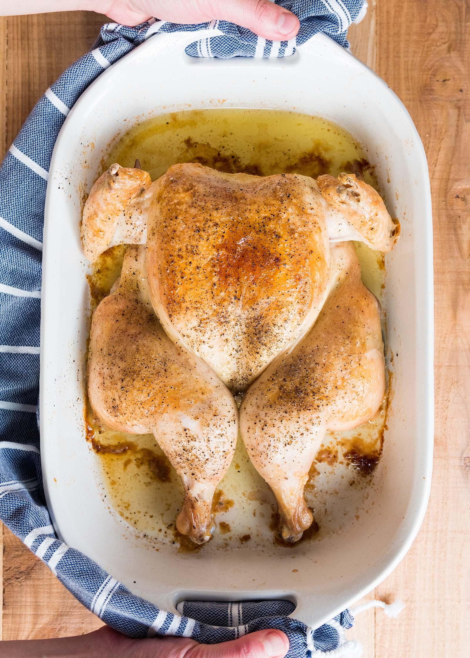 Cómo hacer una gallina de gallina