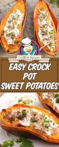 crockpot batatas collage de fotos