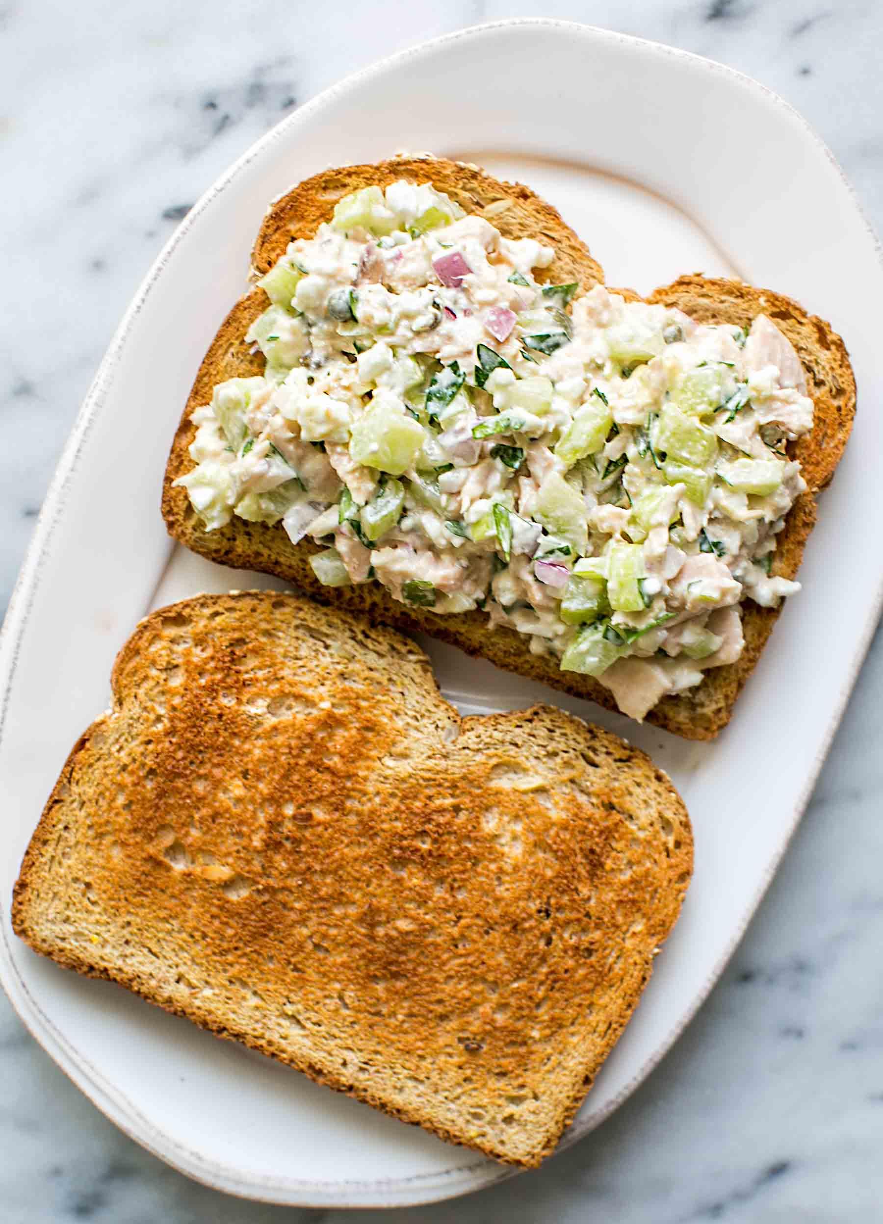 El mejor sandwich de atún