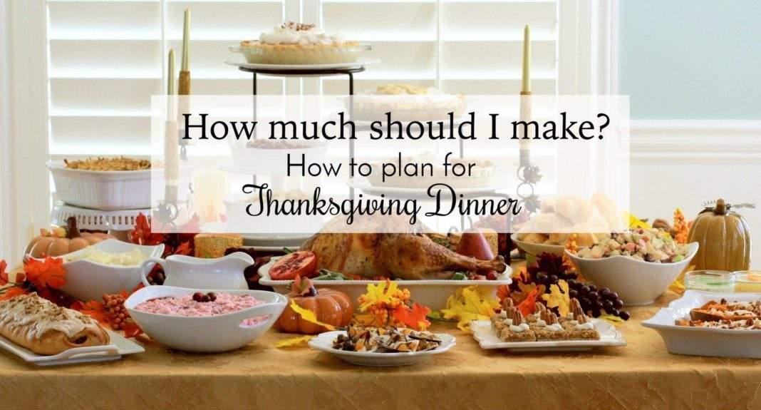 Ideas para la cena de acción de gracias: planificación de la cena de acción de gracias