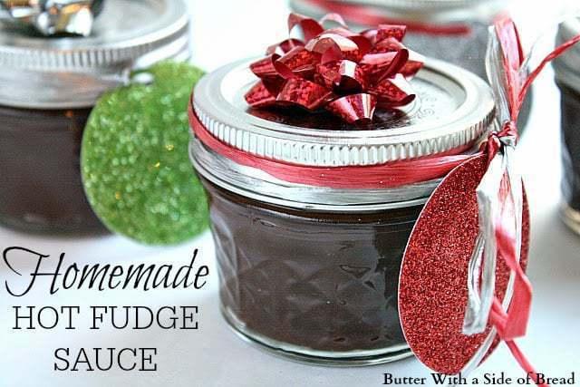 : salsa de chocolate caliente casera