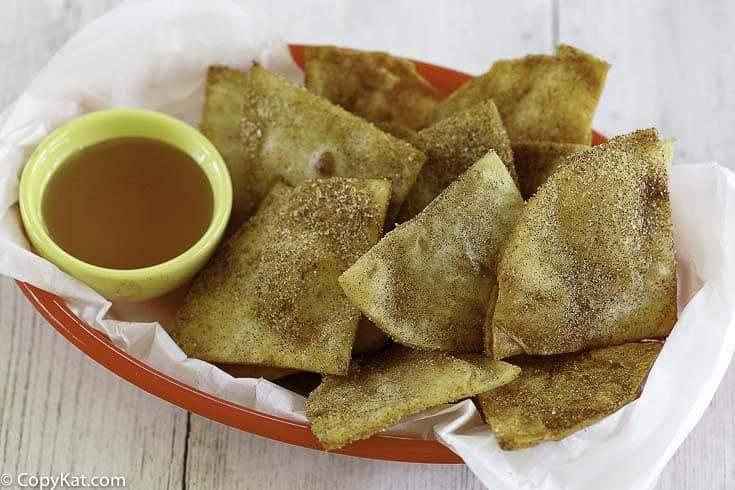 Taco Bell Crispitos - Cómo hacer Buenelos mexicanos