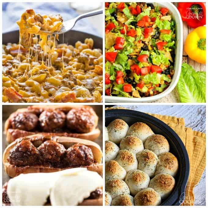 Deliciosas ideas para la cena de carne molida que a su familia le encantarán.