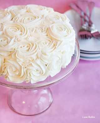 La crema de mantequilla con costra perfecta