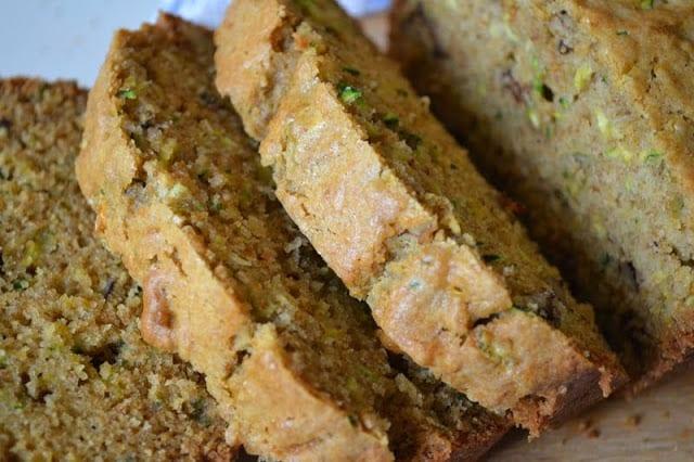 Pan clásico de calabacín