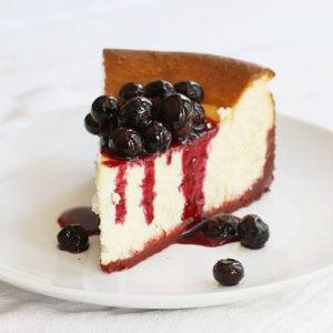 Tarta de queso Red Velvet