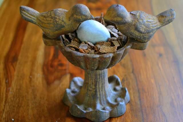 Trufas de huevo de Robin