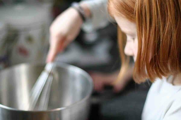Mistura de ovos de Battuit para torrada crocante francesa'oeufs battus pour des toasts français croustillants