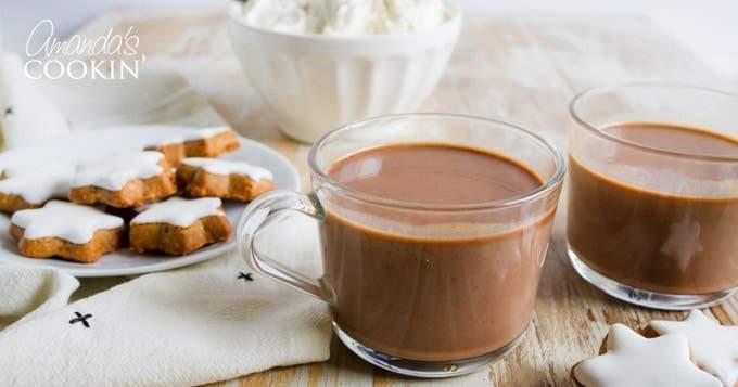 Champurrado: chocolate caliente mexicano grueso