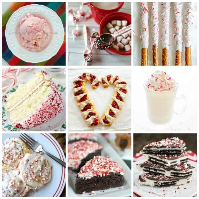 There are so many candy cane recipes you can make! Try all these peppermint flavored treats this holiday season.