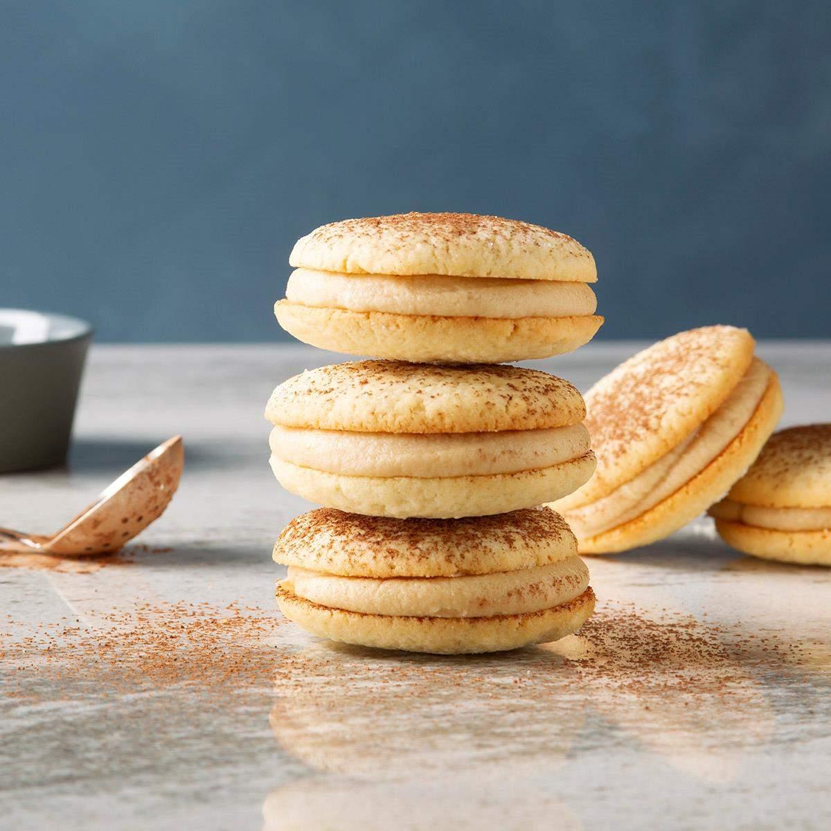 Receta de galletas tiramisú | Sabor de casa