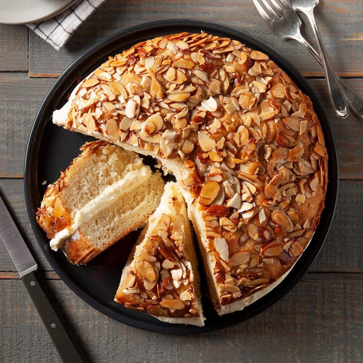Receta de pastel de picadura de abeja | Sabor de casa