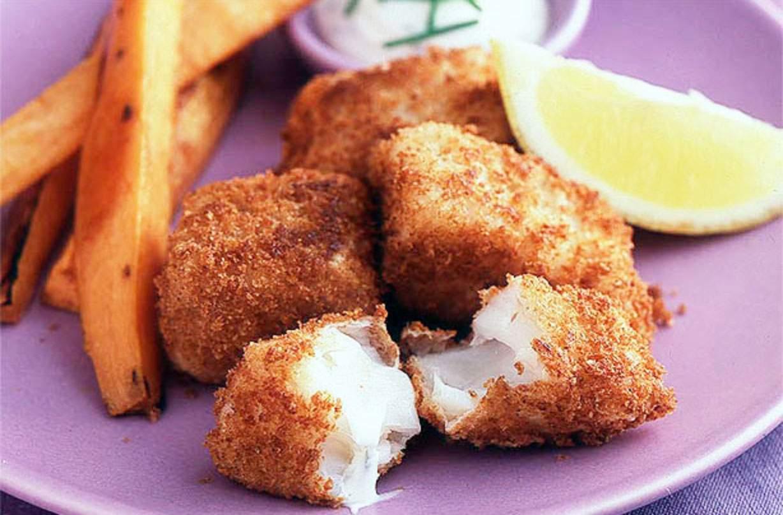 Receta de pescado y papas fritas Triple prueba: ¿Olvidaste el buen sabor del pescado y las patatas fritas? Es perfecto para un regalo familiar de fin de semana. Presentado por la revista Essentials