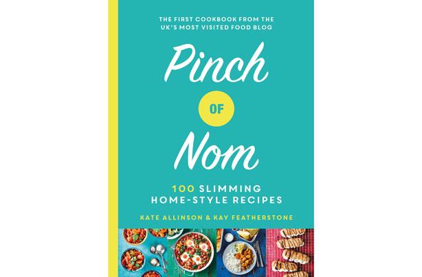 El libro de cocina Pinch of Nom que incluye una receta de carne cubana.