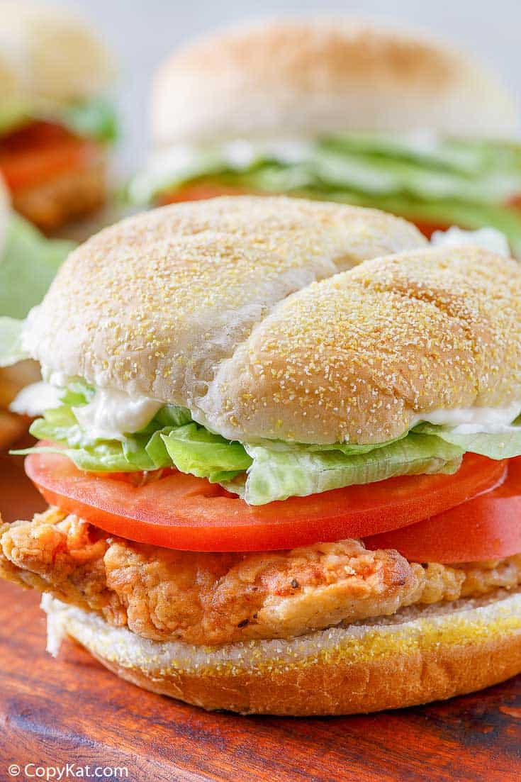 Dairy Queen Dude Chicken Fried Steak Sandwich Recipe