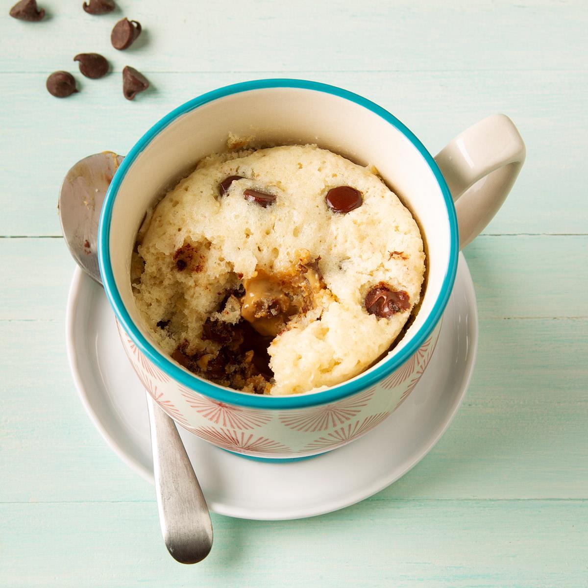Receta de pastel de taza de mantequilla de maní de chocolate